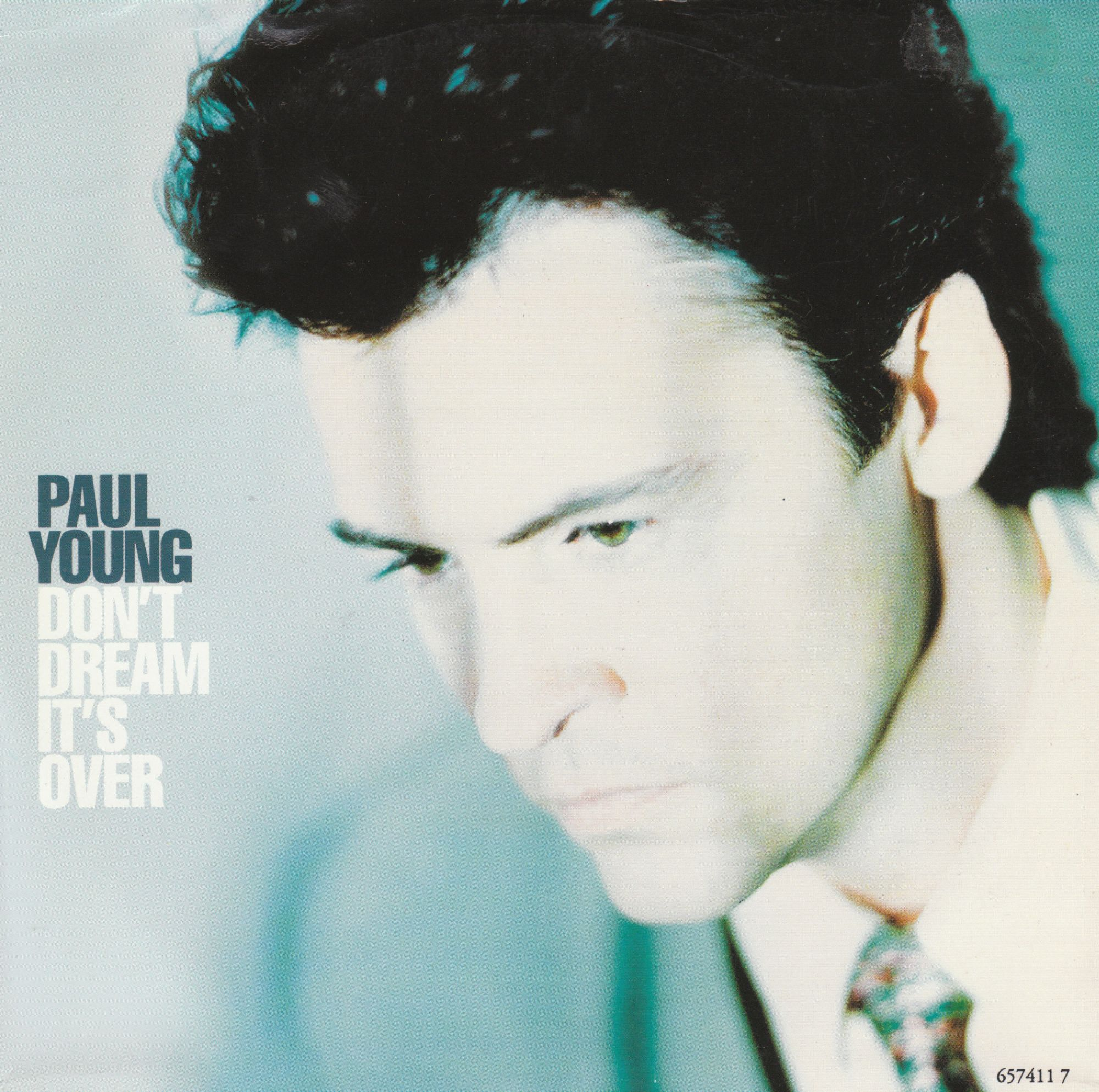 Incredible Paul Young Dont Dream Its Over Crowded House 1986 Home Remodeling Inspirations Cosmcuboardxyz