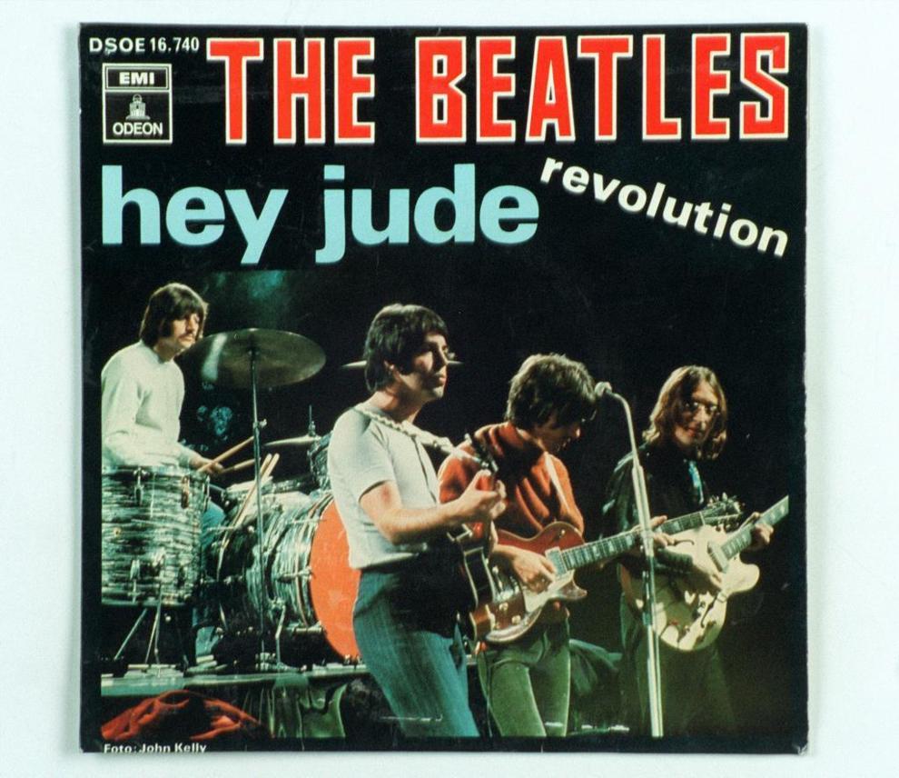 The Beatles – Hey Jude (1968) – Jonica Radio