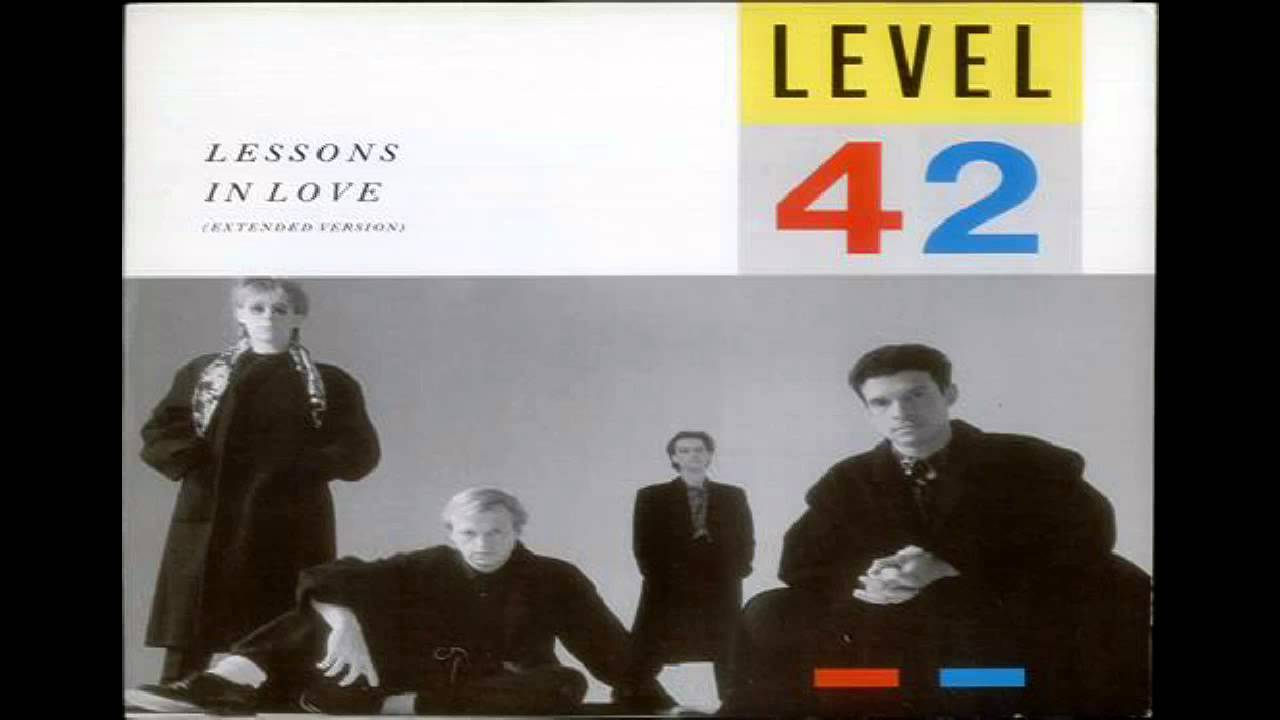 Level 42 - Lessons In Love | Releases | Discogs